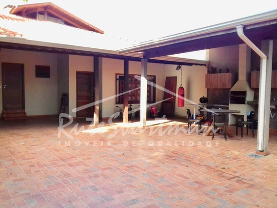Casa À Venda, 209 M² Por R$ 480.000,00 - Bosque De Barão Geraldo - Campinas/sp - Ca3290