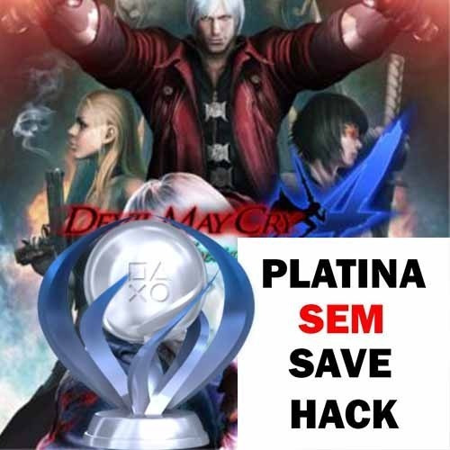 Platina Sem Save Hack Ps4 - Devil May Cry 4 Special Edition