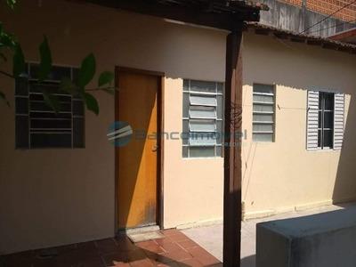 Casa Para Locação Jardim Guarani, Campinas - Ca01219