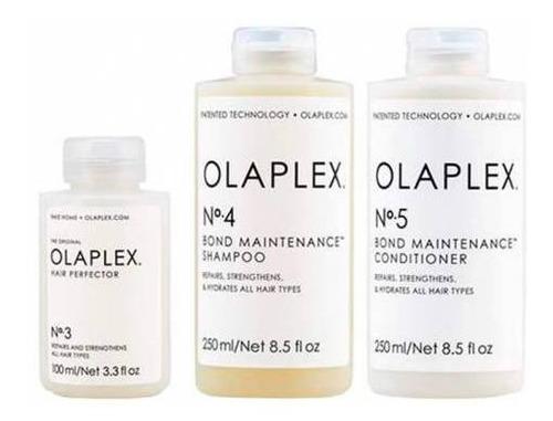 Olaplex Paso 3, 4 Y 5 Tratamiento, Shampoo Y Acondicionador