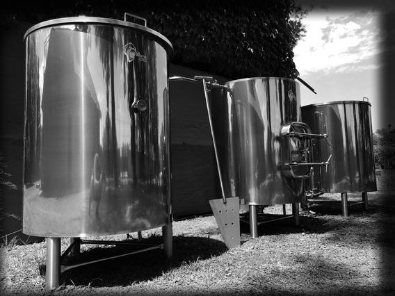 Equipo Cervecero Fabrica De Cerveza Artesanal Olla Cerveza