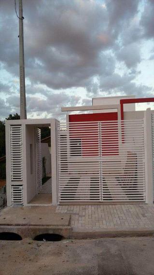 Casa Com 2 Dorms, Jardim Brogotá, Atibaia - R$ 270 Mil, Cod: 756 - V756