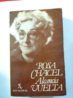 Alcancia Vuelta Rosa Chacel Feminismo