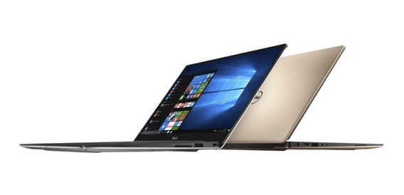 Notebook Dell Xps 9360 I7 16gb Ram 512gb Nvme Tela 4k Touch