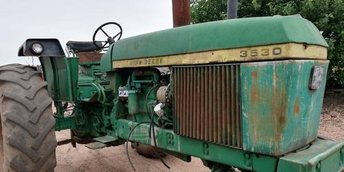 Tractor John Deere 3530 Se Vende Por Partes