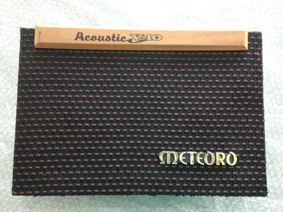 Grade Frontal C/ Falantes - Cubo Acoustic V40 Meteoro