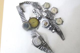 Lote De Relojes Colección Fero/citizen/orient B161