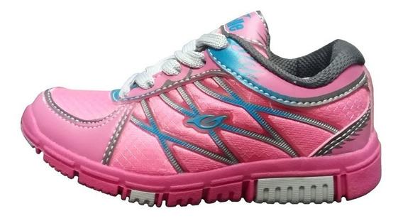 Gaelle Zapatillas De Running Para Niñas Talles 27 28 Y 30