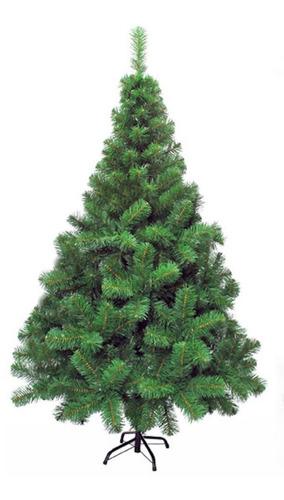 Arbol De Navidad Canadian Extra Lujo 1.20m. Pie Metal-sheshu