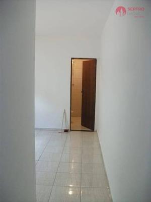 Casa Com 2 Dormitórios Para Alugar, 250 M² Por R$ 1.000/mês - Vila Nova Cintra - Mogi Das Cruzes/sp - Ca0054