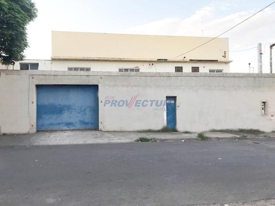 Barracão À Venda Em Chácaras Campos Dos Amarais - Ba259584