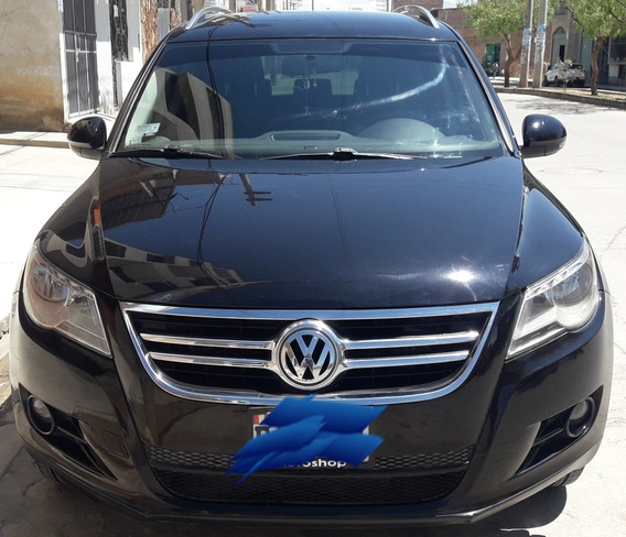 Volkswagen Tiguan Full 2009