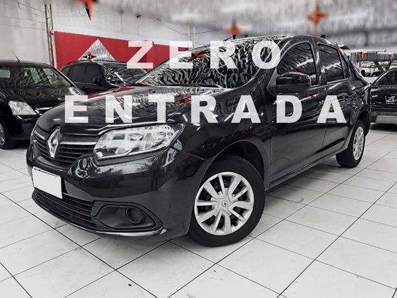 Renault Logan 1.6 Completo Expres. / Ótimo Carro Para Uber