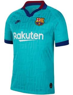 Camisa Barcelona Uni Lll 2020 - 100% Original Envio Imediato