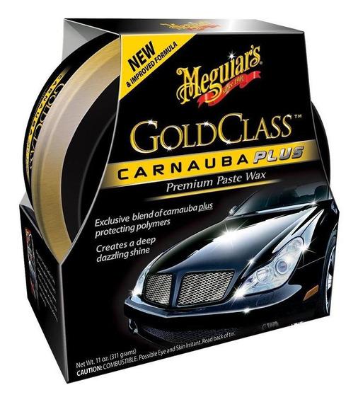 Cera Gold Class Carnauba Paste Wax P/meguiars #1041 Meguiars G075-12-11-01