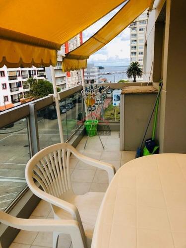 Apartamento  Con Balcón En Península - Ref: 5006