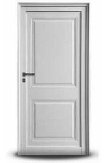 Puerta Aluminio M2908 Varesenova 80 Derecha Blanca