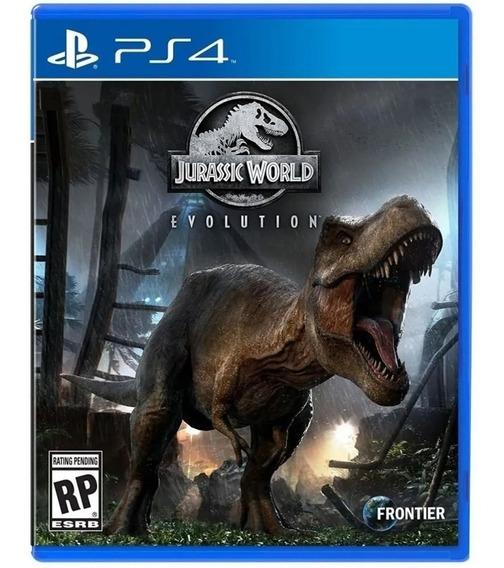 Jurassic World Evolution Ps4 1