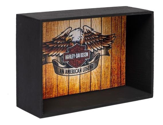 Expositor De Miniaturas Harley-davidson - 1:18 E 1:24 - Md8