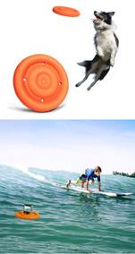 471823 Multifunctional Floaty Frisbee Dog Toy Sob Encomenda