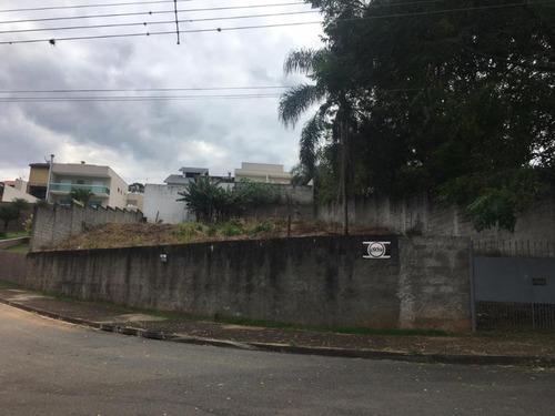 Terreno À Venda, 330 M² Por R$ 400.000,00 - Jardim Do Lago - Atibaia/sp - Te0195