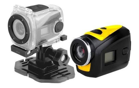 Câmera Filmadora Sport Mini Newlink Fs202