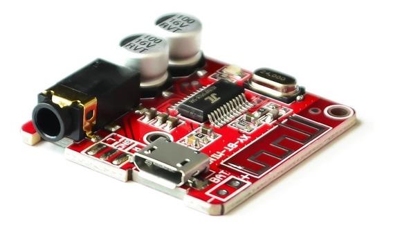 Mini Receptor De Áudio Bluetooth 4.1 Mp3 Placa Decodificador