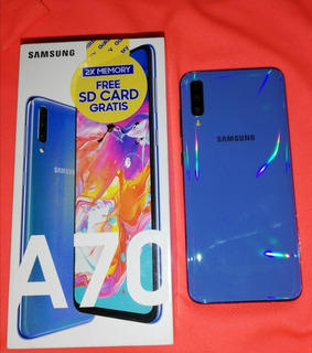 Samsung A70 Remate!! 270d