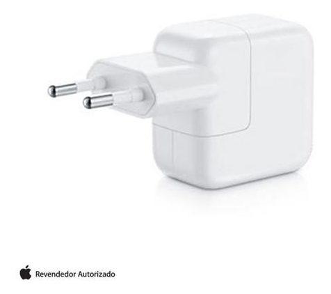 Adaptador Energia Usb 10w iPad iPod iPhone Apple Mc359bzb
