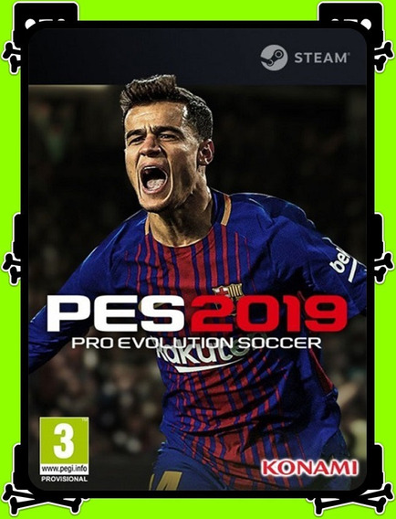 Pro Evolution Soccer 2019 Pes Pc - 100% Original (steam Key)