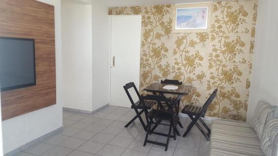 Apartamento Com 2 Dormitórios Para Alugar, 60 M² - Gonzaga - Santos/sp - Ap1304