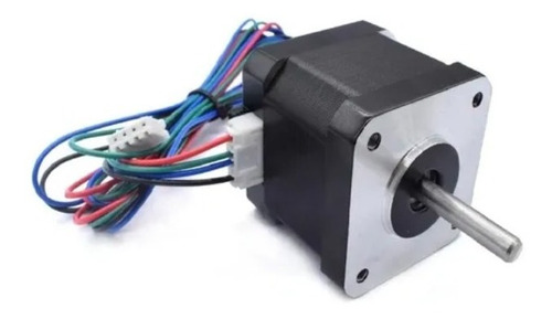 Motor Nema 17 Alto Torque Impresora 3d Con Cables