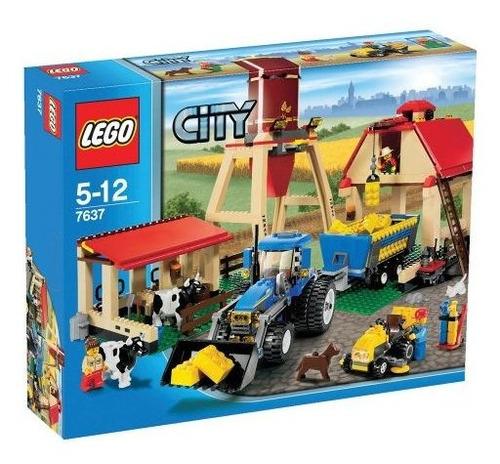 Lego City Set No Granja