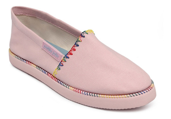Alpargata Petite Jolie Soft Pink Pj3092