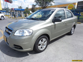Chevrolet Aveo Emotion Mt 1400 Cc Aa 1ab