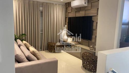 Casa Com 3 Dormitórios À Venda, 218 M² Por R$ 1.600.000,00 - Ribeirânia - Ribeirão Preto/sp - Ca1818