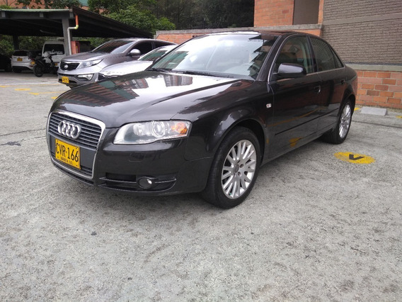 Audi A4 1.8t At Exclusive 2008