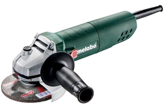 Amoladora Angular 41/2 Metabo 850w W 850-115 601232000