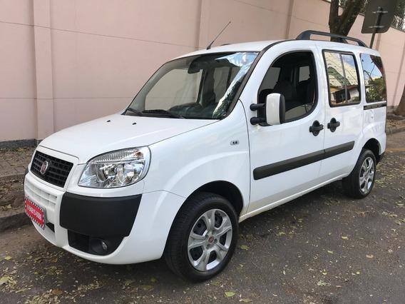Fiat Doblo 1.8 Essence 7 Lugares 2018 9mil Km