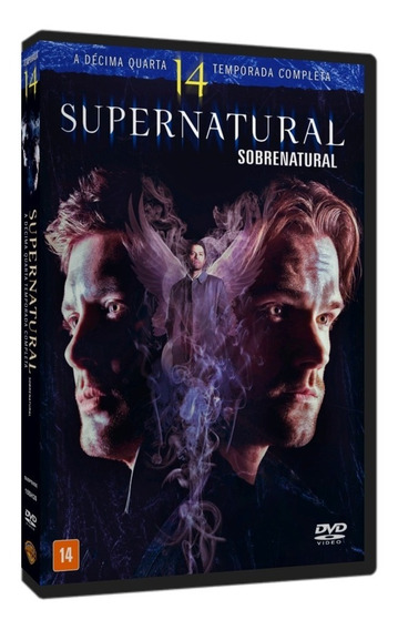 Série Supernatural 14ª Temporada