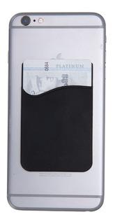 Adesivo 3m Porta Cartão De Crédito Documentos Para Celular