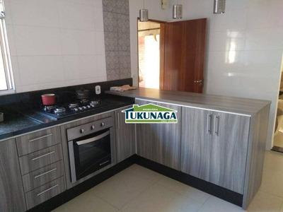 Casa Residencial Para Locação, Jardim Pinhal, Guarulhos. - Ca0277