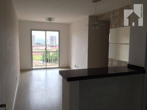 Imagem 1 de 20 de Apartamento Com 3 Dormitórios À Venda, 70 M² - Jardim Tamoio - Jundiaí/sp - Ap0110