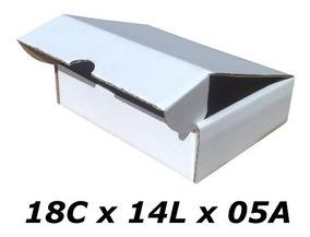 50 Cxs 18x14x05 + 100 Env Danfe 12x10