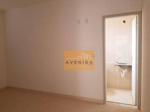Apartamento Com 2 Dormitórios À Venda, 60 M² Por R$ 250.000,00 - João Aranha - Paulínia/sp - Ap0471