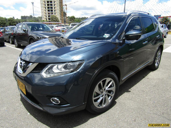 Nissan X-trail T32 Exclusive At 2500cc Aa 4x4
