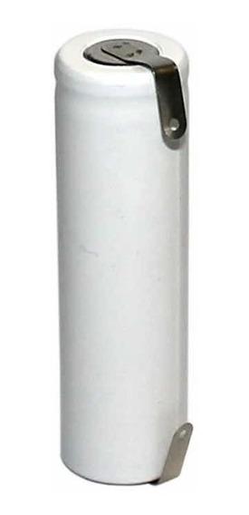 Pilha Bateria 1.2v Recarregavel Aa 1000 Mah Maquina Cabelo