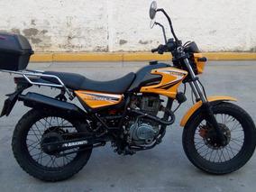 Moto Skygo Cossack Sg250,color Naranja, Año 2012