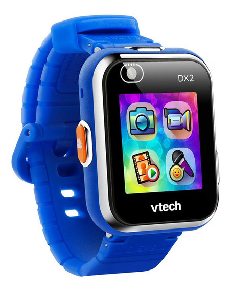 Reloj Vtech Smart Watch Dx2 Reloj Inteligente Niños Azul