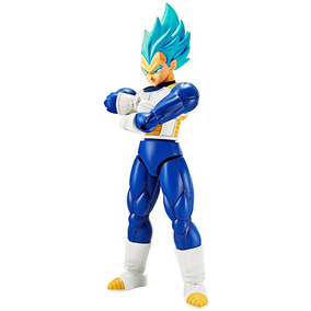 Figura Dragon Ball Super Vegeta Saiyan God Bandai